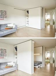 turn small spaces into cozy homes with ikea u0027s sliding walls
