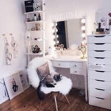 Dress Up Vanity 27 Best Makeup Room Images On Pinterest Corner Vanity Dressing