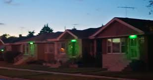 green light real estate if you notice a green light displayed on your neighbors porch or