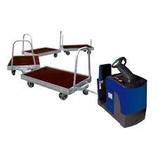 box cart transport cart steel platform pallet box rw euro industry