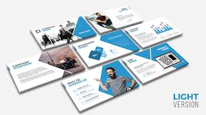 modular modern and clean multipurpose professional powerpoint
