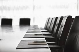 Board Meeting Table Want A Seat On A Board Rewrite Your Resume Fortune