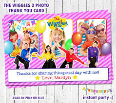 89 best wiggles 1st birthday images on pinterest wiggles