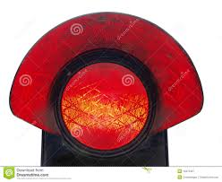 Red Light Fixture by Red Stop Light Royalty Free Stock Photography Image 10478457