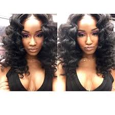 why is my hair curly in front and straight in back best 25 wand curls on weave ideas on pinterest curly weave