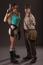 Lara Croft Halloween Costume Lara Croft Naomi Ign Costumes Cosplay Lara