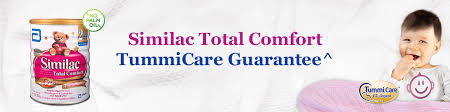 Similac Total Comfort For Constipation Tummy Care Guarantee