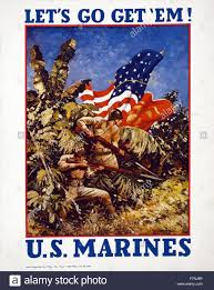 Guinness Flag Let U0027s Go Get U0027em U S Marines Guinness Captain Usmc 1942