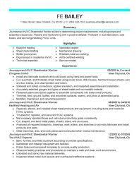 25 breathtaking sample resume for building maintenance worker