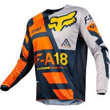 motocross kids gear fox racing kids 180 sayak jersey motocross foxracing com