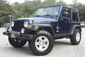 jeep wrangler all terrain tires 2003 patriot blue 1st generation rubicon 144k 5 speed