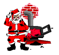 animated santa santa sticker for ios android giphy