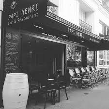restaurant cuisine traditionnelle papi henri bar restaurant français cuisine traditionnelle