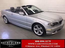 2006 used bmw 3 series 325ci at sutherland service center serving