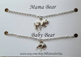 mama bear baby bear mother u0027s necklace mother
