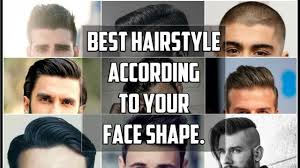 choose the best hairstyle for your face shape for men how to