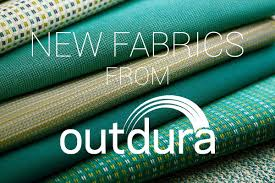 Outdoor Fabric New Outdoor Fabrics From Outdura Cushion Source Blog