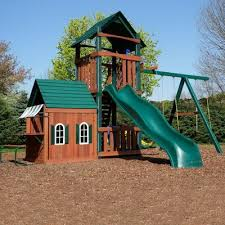 Backyard Swing Sets Canada 20 Best Kids Playhouse Ideas Images On Pinterest Playhouse Ideas