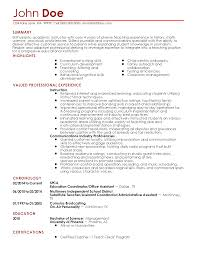 Journalism Resume Samples by Journalism Resume Examples Resume For Your Job Application