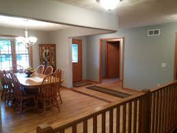 Dining Room Entryway by Rj Hirsch Builder Photo Gallery Janesville Wi