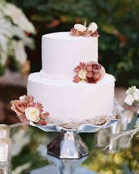 simple wedding cake decorations 66 fall wedding cakes we re obsessed with martha stewart weddings