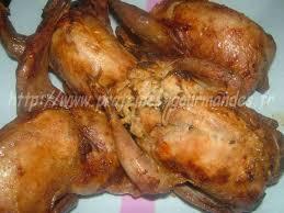 comment cuisiner des cailles au four cailles farcies protéines gourmandes