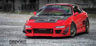 toyota mr2 400 whp sw20 toyota mr2 demo car for business track on