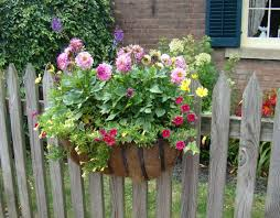 marvelous fence planters you need to see