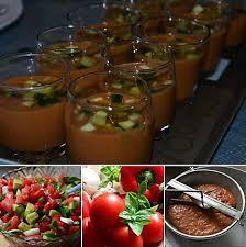 recette cuisine gaspacho espagnol recette de gaspacho espagnol soupe ou jus de légumes