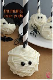cake decorating for halloween halloween mummy cake pops
