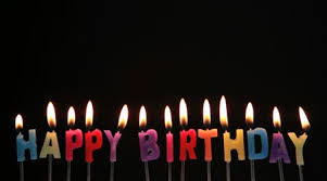 birthday candles birthday candles stock royalty free birthday candles