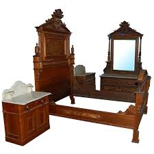Marble Top Dresser Bedroom Set 62 Best Antique Bed Set Images On Pinterest Antique Beds