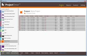Make For Windows by Project Timer 1 1 2 0 Invoicing Software For Windows Project