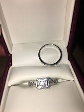 Kay Jewelers Wedding Rings Sets by Kay Jewelers White Gold Engagements U0026bands Ring Sets Ebay