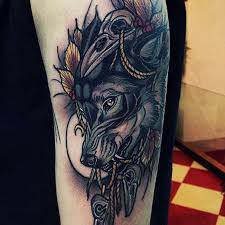 150 best wolf tattoos designs who makes wolf tattoos tattoozza