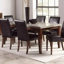 dark wood dining room sets dining tables tall kitchen table dark wood dining stone marble