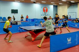 westchester table tennis center photography by j m hoffman will shortz plays table tennis for