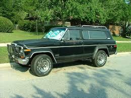 1970 jeep comanche 1980 jeep cherokee information and photos momentcar