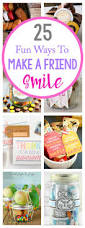 25 ways to make someone smile gift craft and homemade