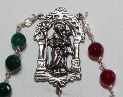 custom rosary sle custom rosary op 17 flower of rosaries