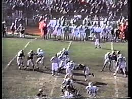 thanksgiving 1994 1994 thanksgiving pascack valley vs pascack hills youtube