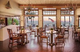 living room cafe la jolla santa monica restaurants luxury hotel beachfront dining shutters