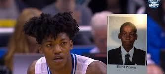 elfrid payton hair payton s hair vs high school years