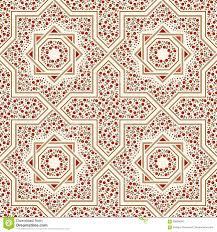 Morrocan Design Patterned Floor Tile Moroccan Pattern Stock Vector Image 93858008