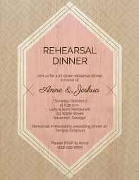 dinner invitation wording guide to rehearsal dinner invitation wording