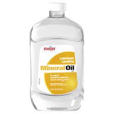 meijer mineral oil 16 oz meijer com