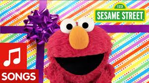 elmo birthday sesame elmo happy birthday song