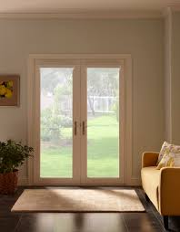 Patio French Doors With Blinds by Window Blinds French Doors Home Design Ideas