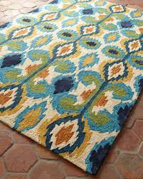 Loloi Outdoor Rugs Loloi Rugs Leanne Ikat Rug