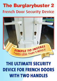 Extra Security Locks For French Doors - zentry advanced security solutions